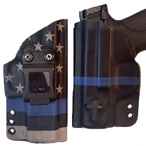 Thin Blue Line Tactical | Custom Kydex Holsters